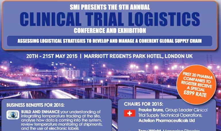 Clinical Trial logistics