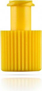 Hemedis yellow cap